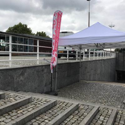 Setup tent | Tenmar Tent & Event