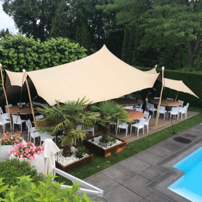Stretch tent | Tenmar Tent & Event