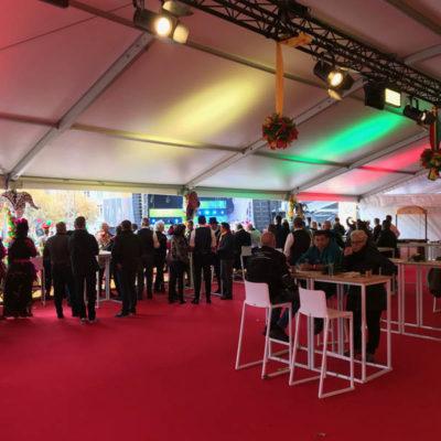Aluhal / Kadertent | Tenmar Tent & Event