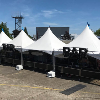 Pagode tent | Tenmar Tent & Event