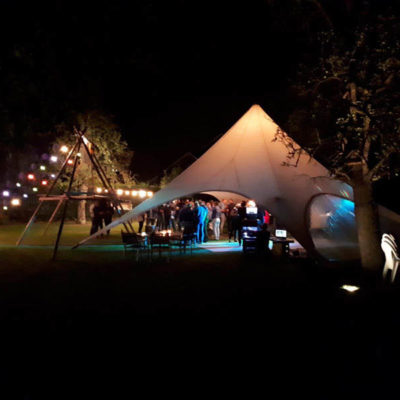 Starshade tent | Tenmar Tent & Event
